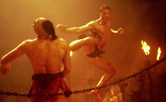 Las diez mejores películas de Jean-Claude Van Damme