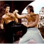 Bruce Lee vs Chuck Norris, una pelea inolvidable en la historia del cine