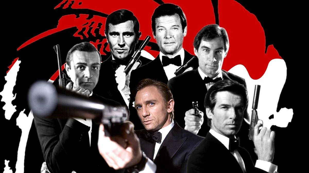 ¿Quién es el mejor James Bond de la historia?