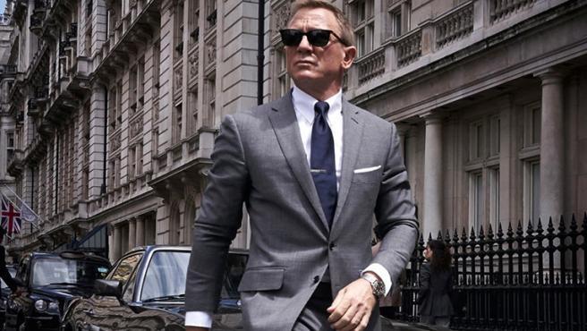 Daniel Craig mejor James Bond