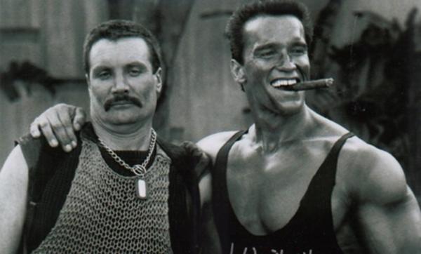 comando, película de los 80