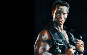 comando, un clásico del cine de acción de los 80