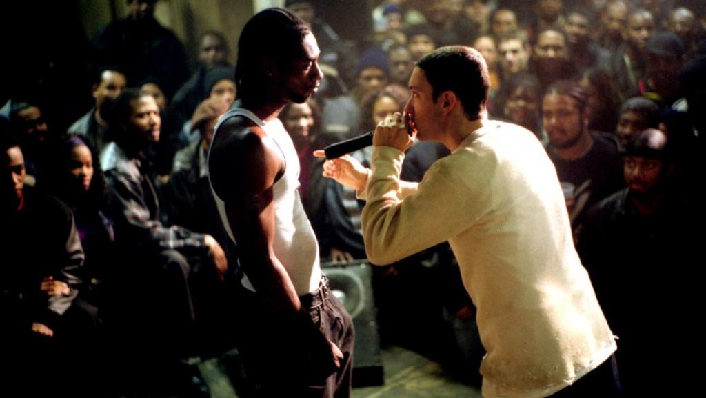 Eminem protagonizó en 8 mile una de las peores películas de cantantes.