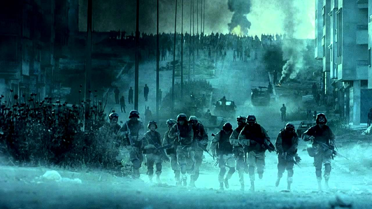 Cinco películas de guerra
