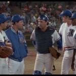 Cinco películas sobre béisbol