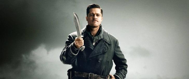 Brad Pitt en Inglorious Bastards.