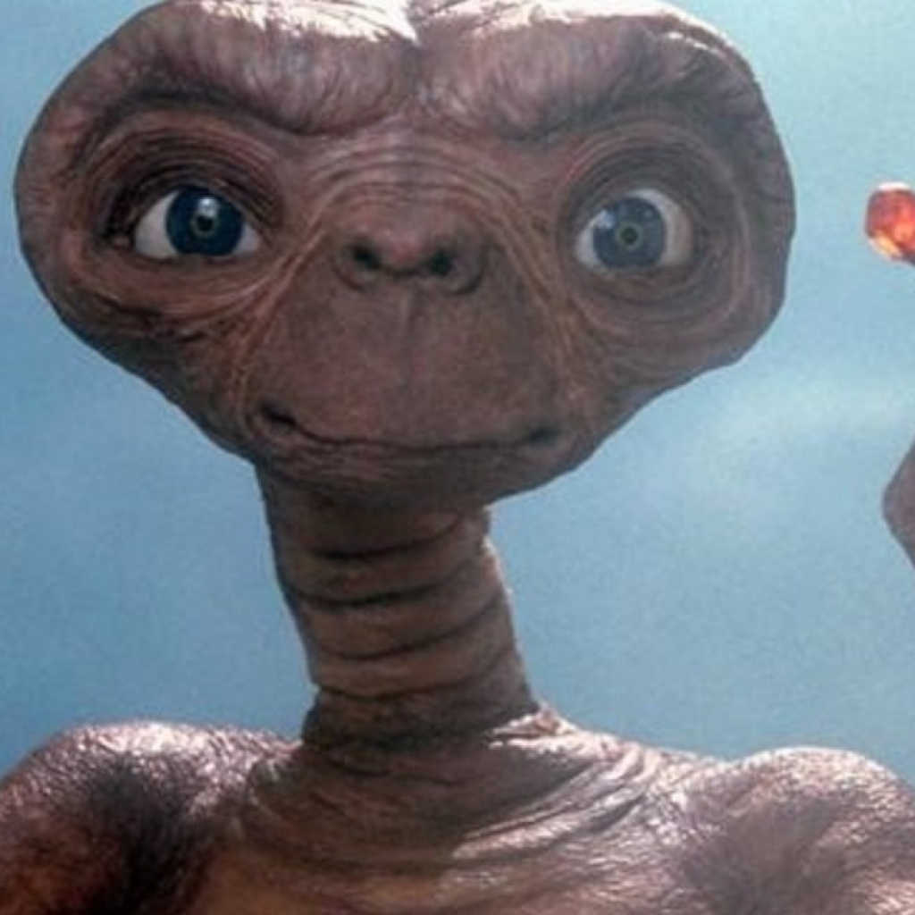 ET el extraterrestre, una de las películas de culto de los años 80 sin duda. FOTO: Cartelera
