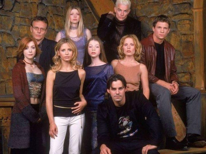 Así han cambiado los protagonistas de Buffy Cazavampiros