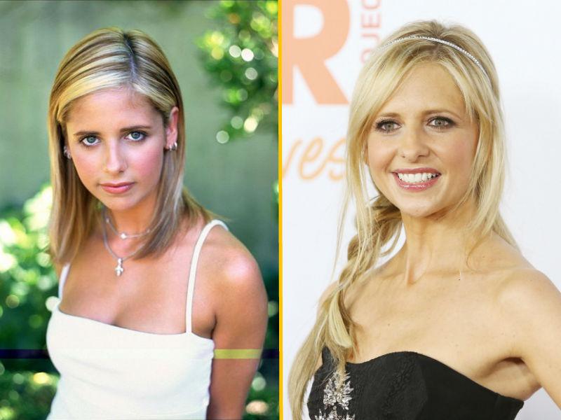 protagonistas de Buffy Cazavampiros