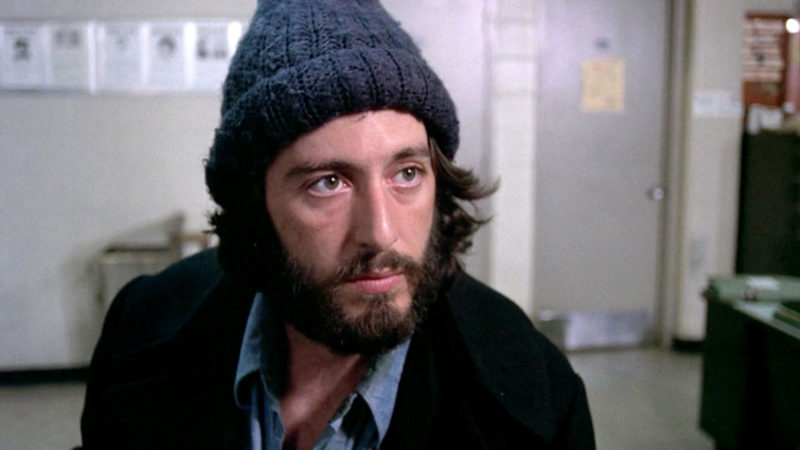 Serpico, uno de los mejores papeles de Al Pacino