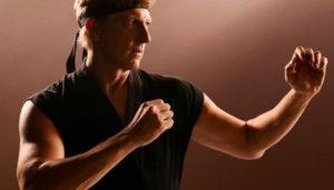 el verdadero Karate Kid es Johnny