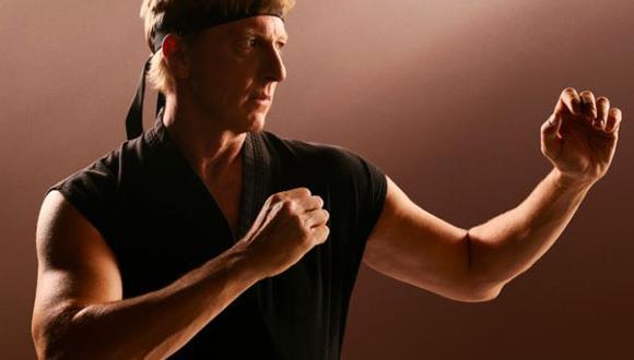El verdadero Karate Kid es Jhonny